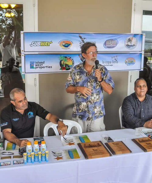 January 13 Press Conference Highlights for the 2nd Legend Surf Classic