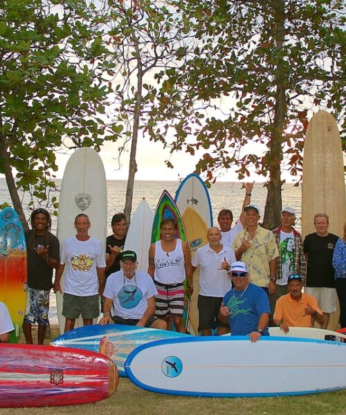 View the Results of 2019 – 6th Legends Surf Classic