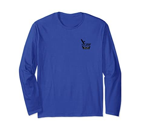 Legend Surf Classic Surf Contest designed in Puerto Rico. Long Sleeve T-Shirt